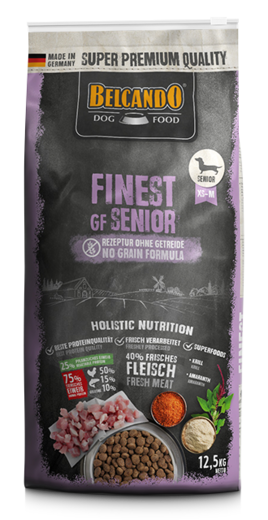 Finest Grain Free Senior
