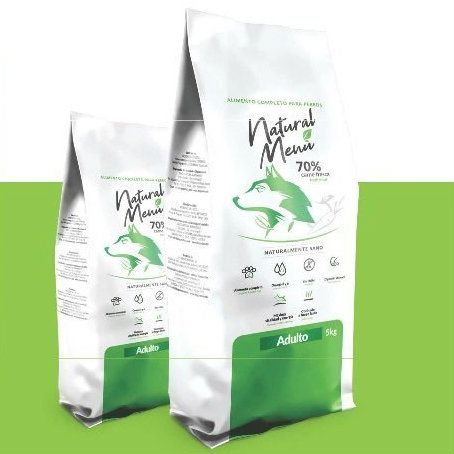 Natural Menu Adulto 5kg